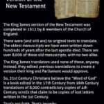 Is the King James bible the word of God? Seriously?